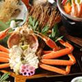 """「旨い蟹が食べられる店 山よし」で""""ゆで姿がに1匹会席コース""""の昼食&祇園・清水坂周辺フリータイムでお買い物"""