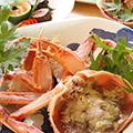 間人蟹(たいざがに)を本場で食す贅沢なひと時と丹後温泉でほっこり入浴の旅