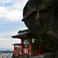 熊野権現・降臨の地「神倉神社」で太古から続く神秘の雰囲気を体感&南紀勝浦温泉の料理旅館「万清楼」で絶品「マグロ料理」の昼食