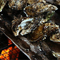 〈鳥羽・浦村・牡蠣の国〉牡蠣小屋で満腹・満足焼き牡蠣食べ放題