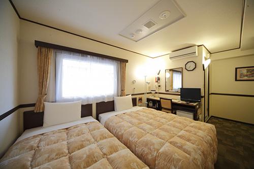 TOYOKO INN WAKAYAMA Twin room(Double occupancy)