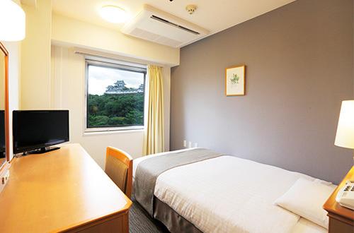 Smile Hotel Wakayama Single room(Single occupancy)