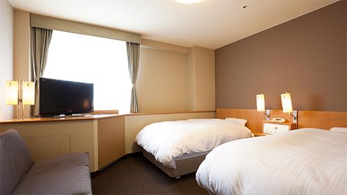 Hotel AVALORM KINO-KUNI Twin room(Double occupancy)