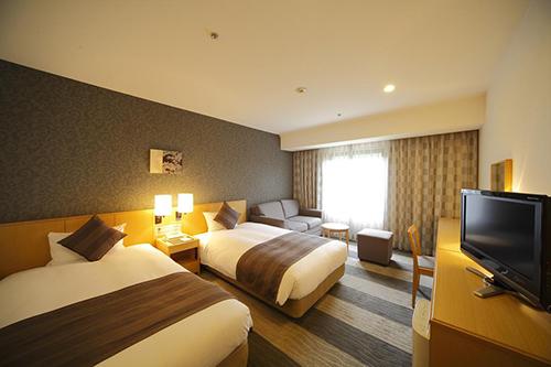 Hotel GRANVIA Wakayama Twin room(Double occupancy)