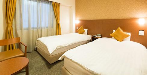 HOTEL dormy inn Premium Wakayama Single room(Single occupancy)
