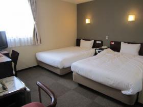 Wakayama Dai-ni Fuji Hotel Twin room(Double occupancy)