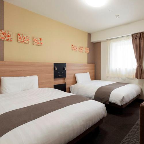 Comfort HOTEL WAKAYAMA Twin room(Double occupancy)