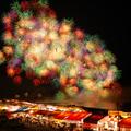 ◆300年もの伝統を誇る◆大迫力の10000発の花火-熊野大花火大会2018-