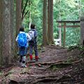 -14名限定-大人女子の癒しと美活旅(ヨガ体験/熊野古道ヒーリングウォーク)と絶景のインフィニティー温泉