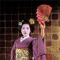 京都の伝統芸能・京舞妓のおどり鑑賞・冬の醍醐と京舞妓との夕食