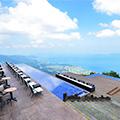 琵琶湖の絶景を独り占め!爽やかな夏の風を感じる、びわ湖テラスで絶景観賞&トンネルの先に広がる自然と建築美と貴重なコレクションに浸るMIHO MUSEUMで美術鑑賞