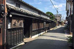 伝統と歴史の湯浅町並み散策と海岸絶景ドライブ&和歌山フレンチ